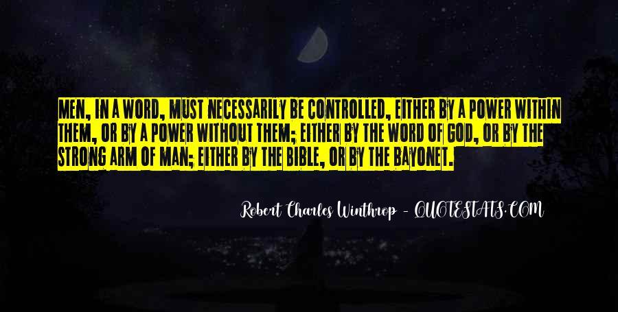 Winthrop Quotes #1696606