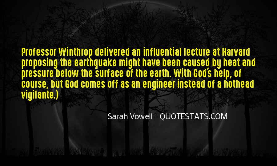 Winthrop Quotes #1749928