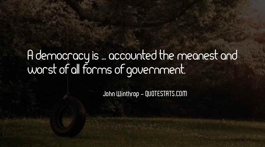 Winthrop Quotes #1810599