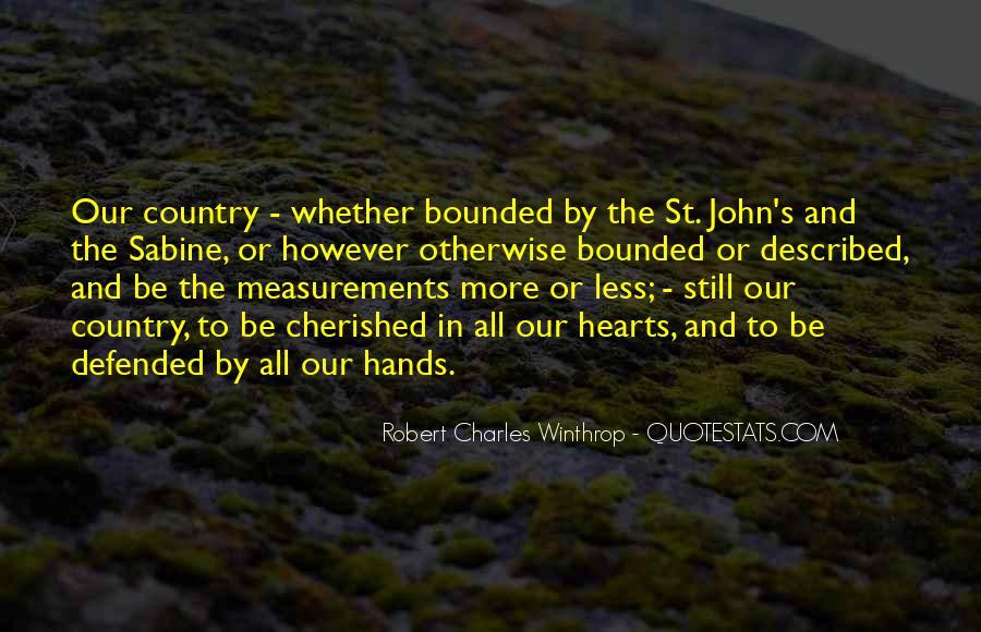 Winthrop Quotes #1810970