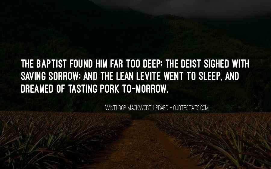 Winthrop Quotes #413865