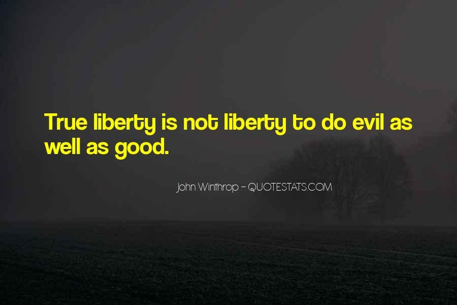 Winthrop Quotes #546052