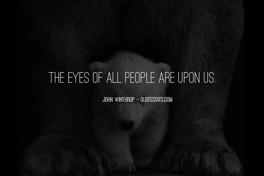 Winthrop Quotes #658691
