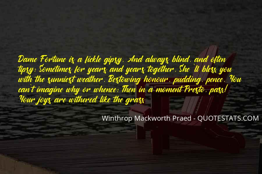 Winthrop Quotes #837358