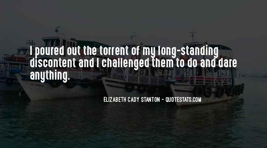 Quotes About Standing Up For Ones Self #8774