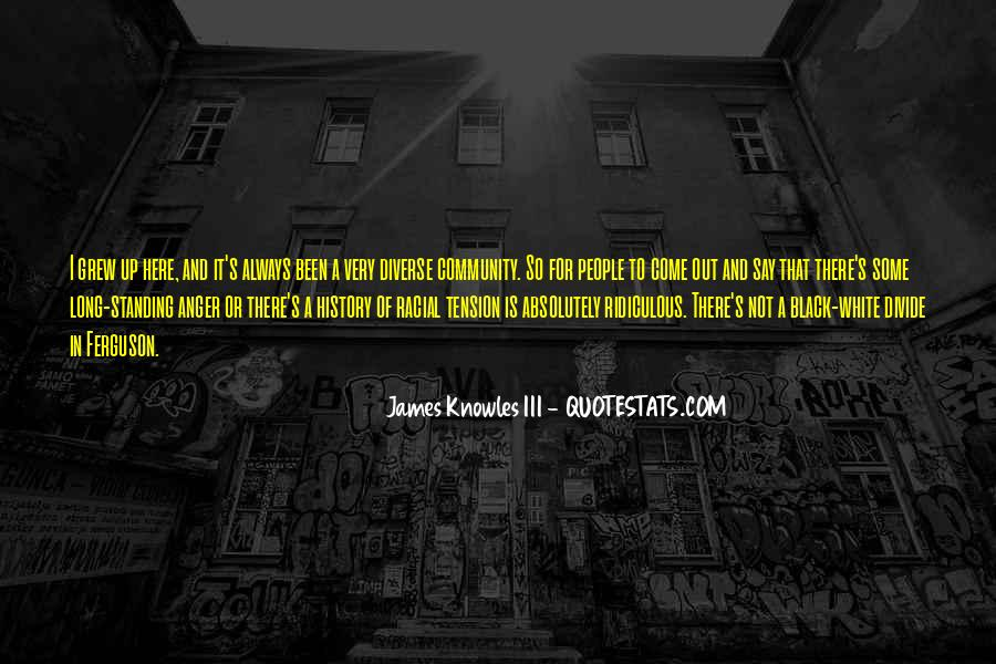 Quotes About Standing Up For Ones Self #9203