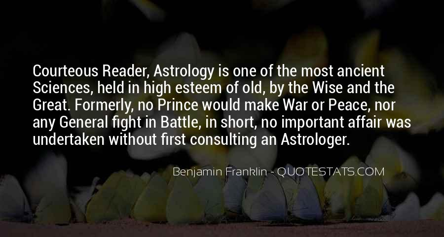 Wise And Old Quotes #1090378