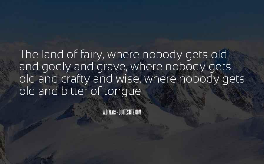 Wise And Old Quotes #130482