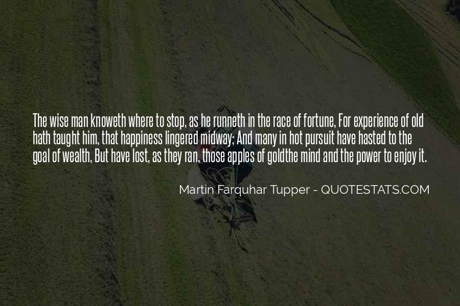 Wise And Old Quotes #166836