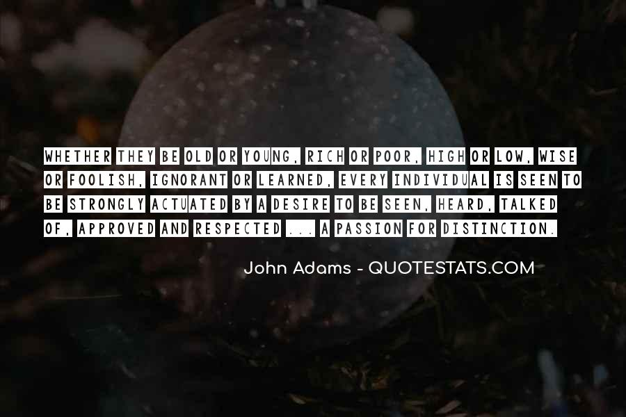 Wise And Old Quotes #170668
