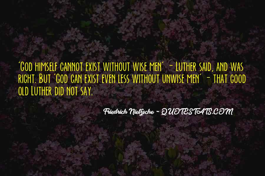 Wise And Old Quotes #414319