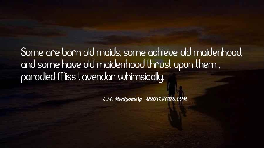 Wise And Old Quotes #728544