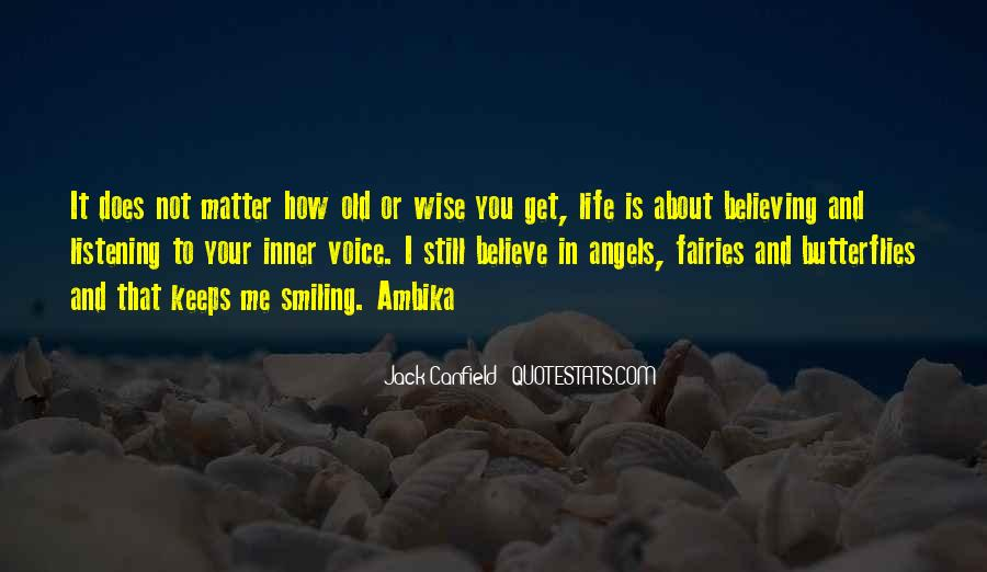 Wise And Old Quotes #866675