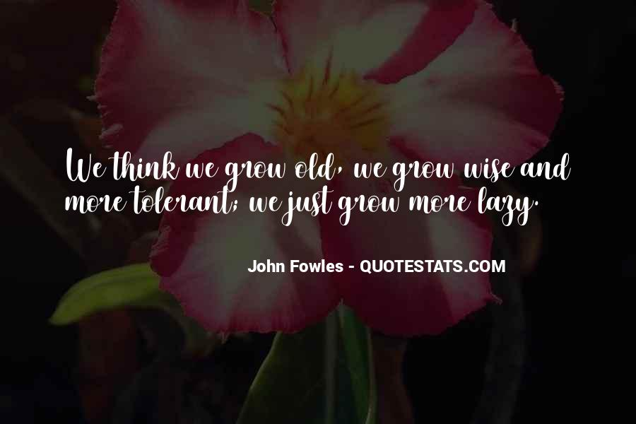 Wise And Old Quotes #899372