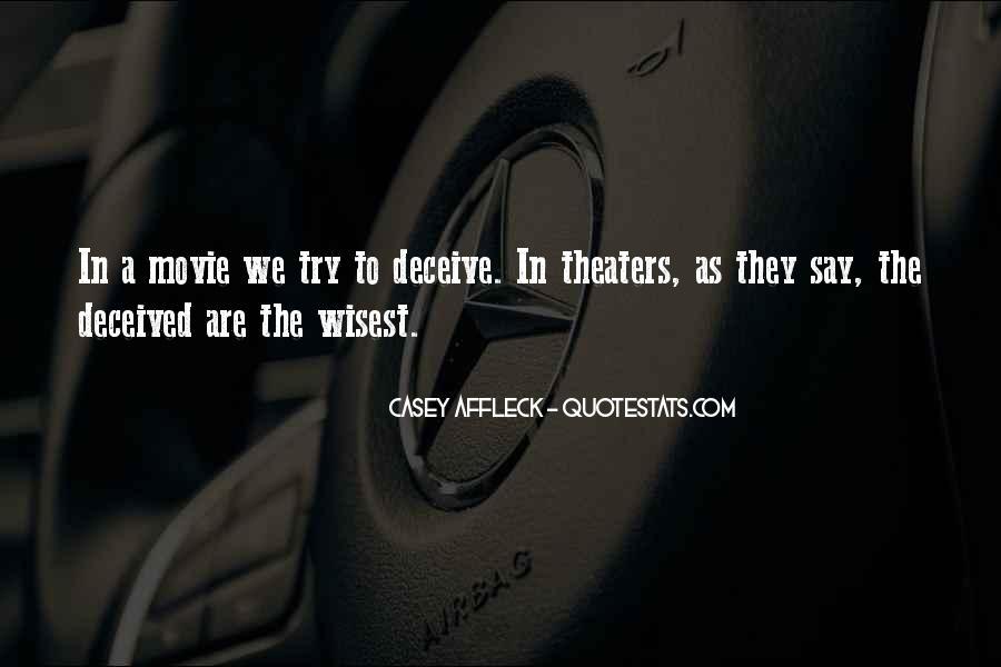 Wisest Movie Quotes #1444047