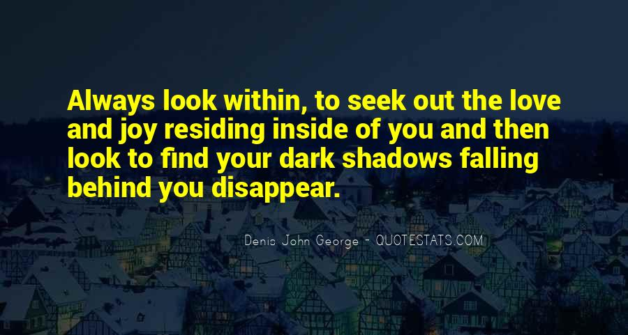 Wish Could Disappear Quotes #11536