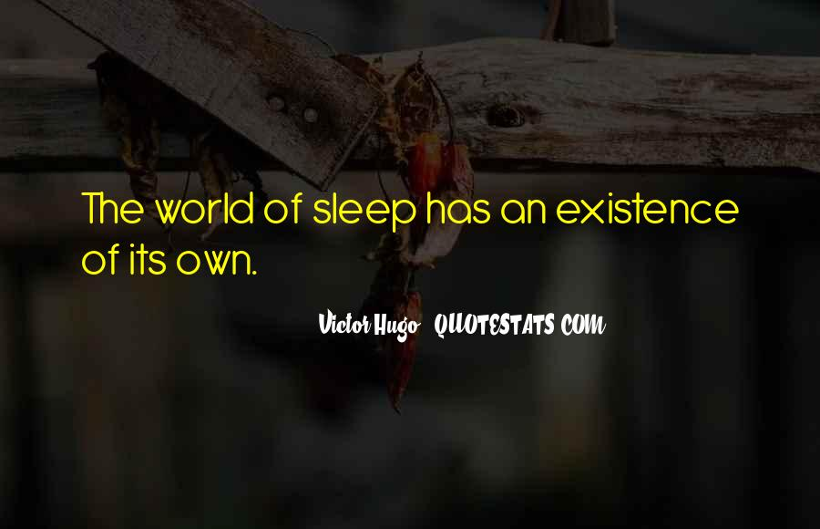 Wish I Could Sleep Quotes #3751