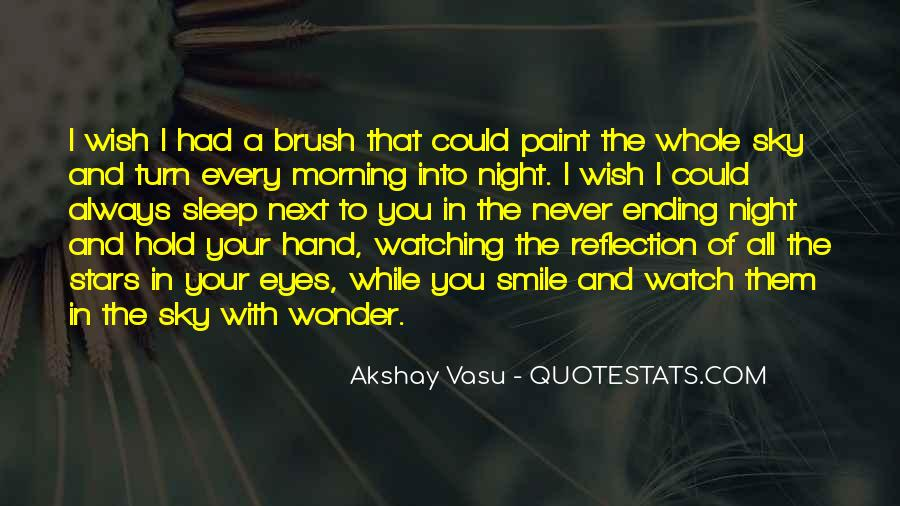 Wish I Could Sleep Quotes #483697