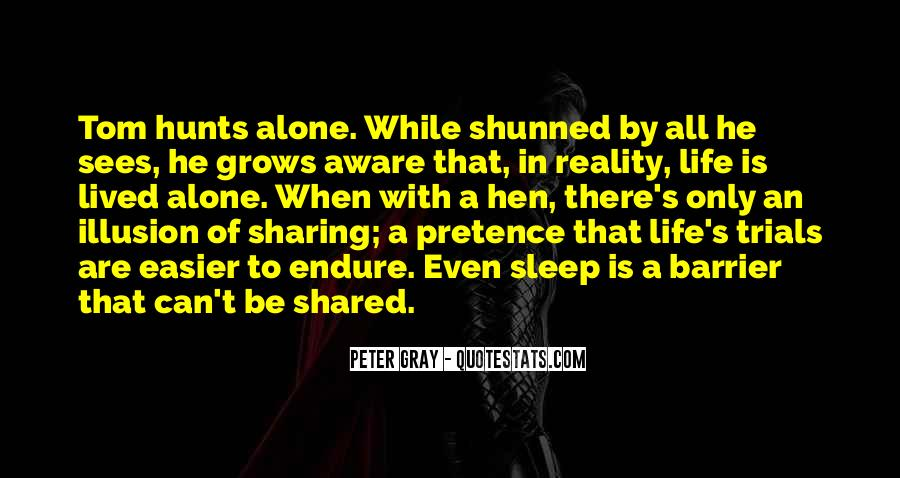 Wish I Could Sleep Quotes #5861
