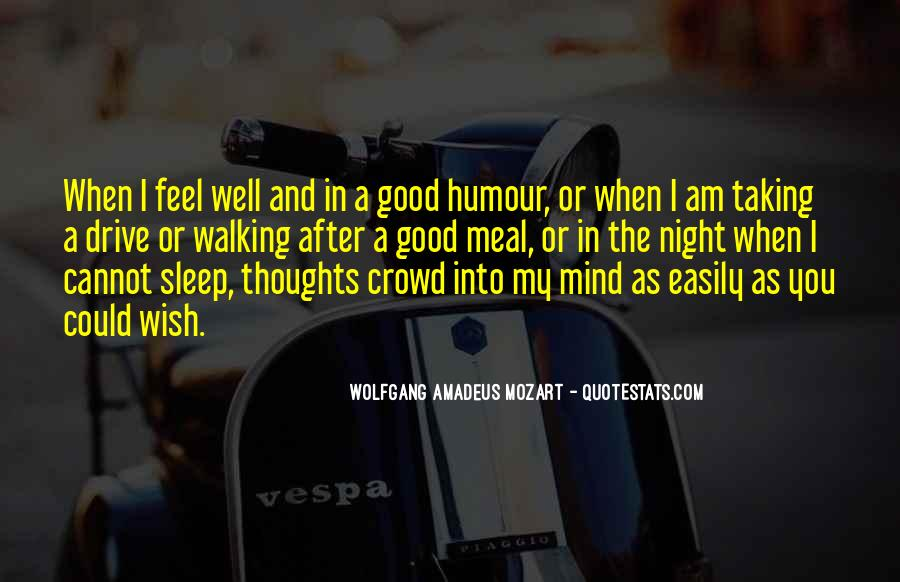 Wish I Could Sleep Quotes #891253