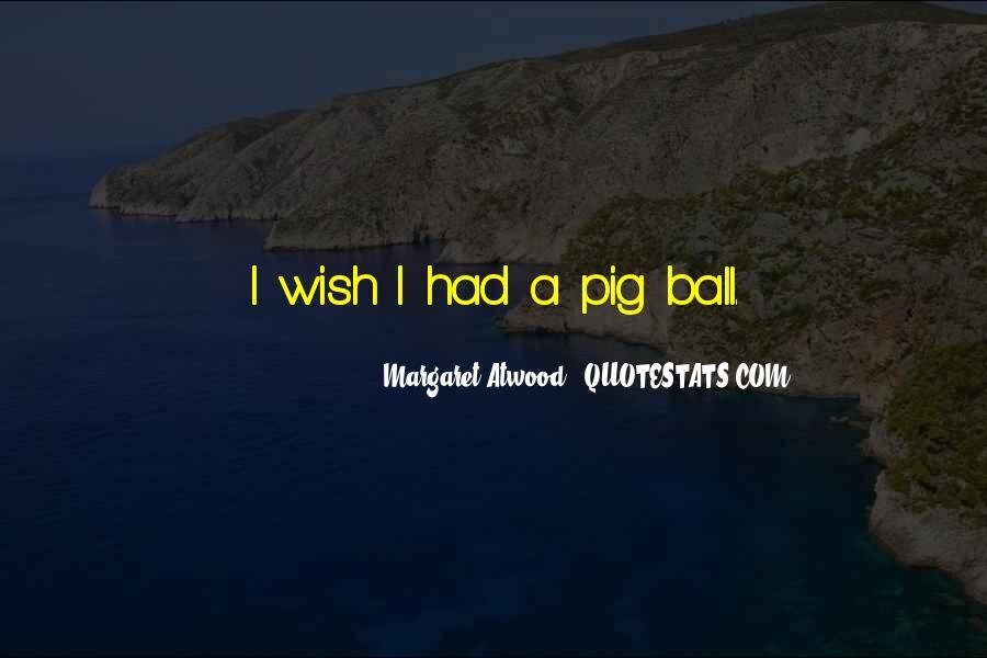 Wish I Had Quotes #136628