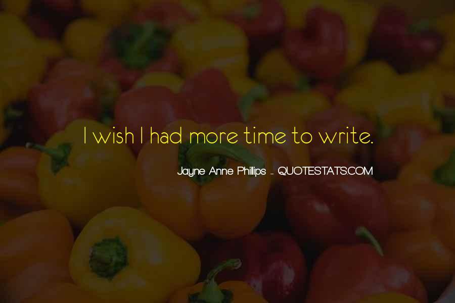 Wish I Had Quotes #164786