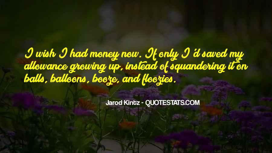 Wish I Had Quotes #190494