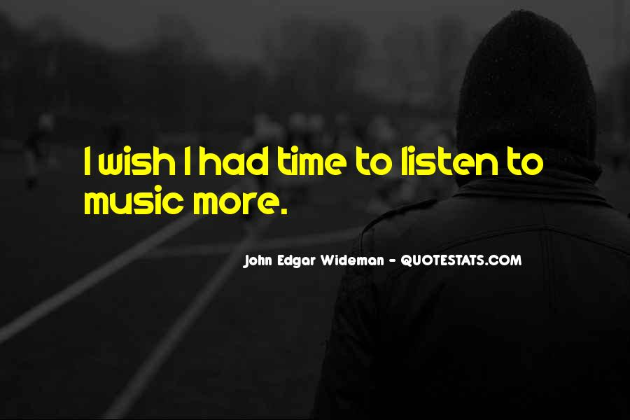 Wish I Had Quotes #206894