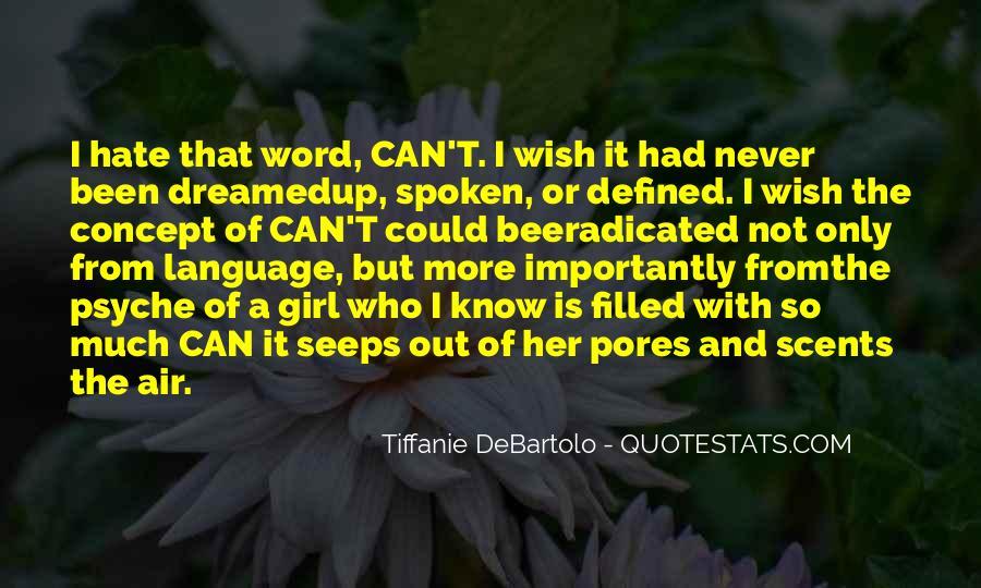 Wish I Had Quotes #33516
