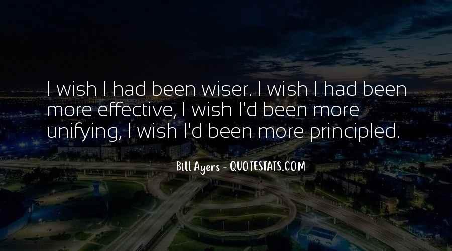Wish I Had Quotes #37675