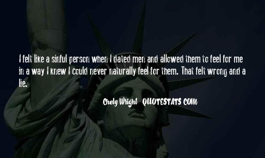 Wish I Knew How You Felt Quotes #55691