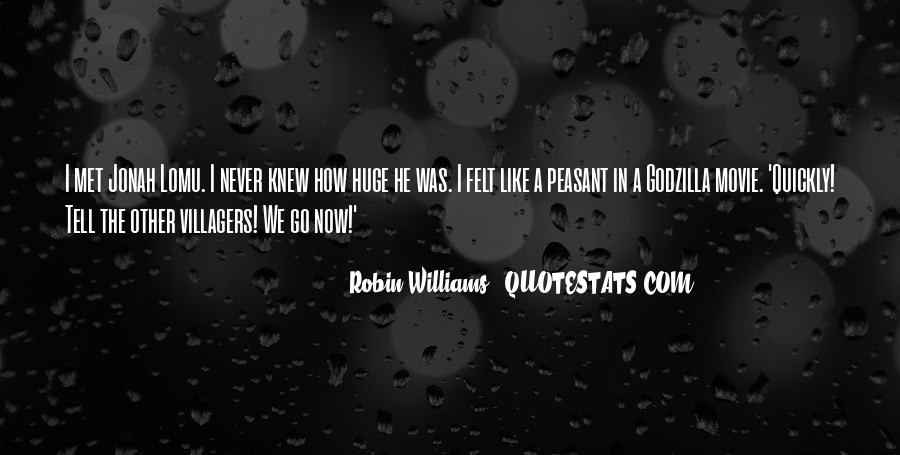 Wish I Knew How You Felt Quotes #89087