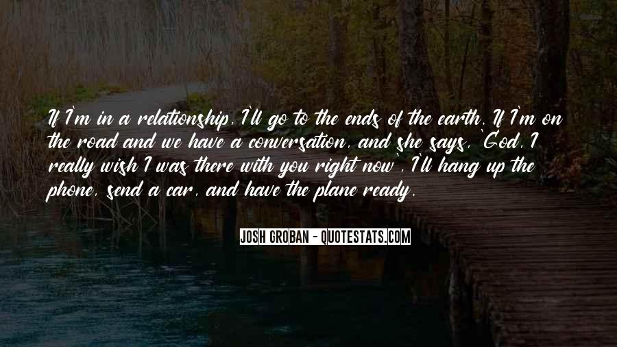 Wish I Was There With You Quotes #1558993