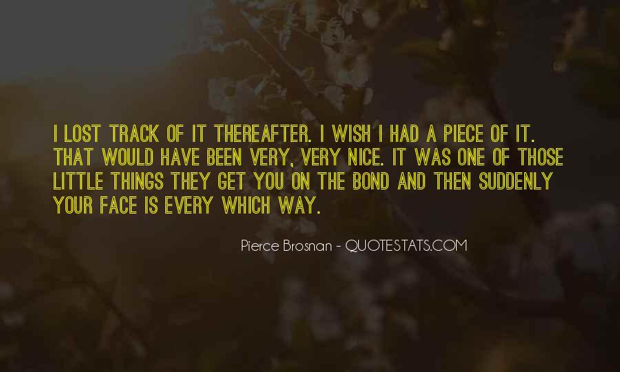 Wish I Would Have Quotes #151291