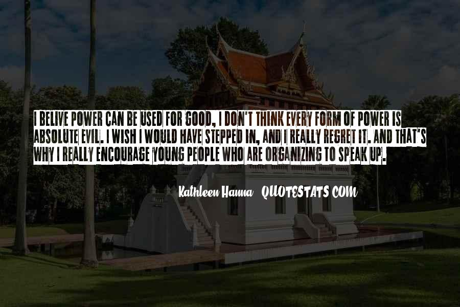 Wish I Would Have Quotes #676366