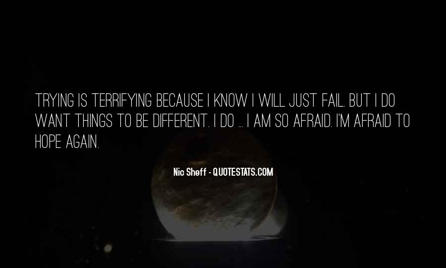Wish It Could Be Different Quotes #2399