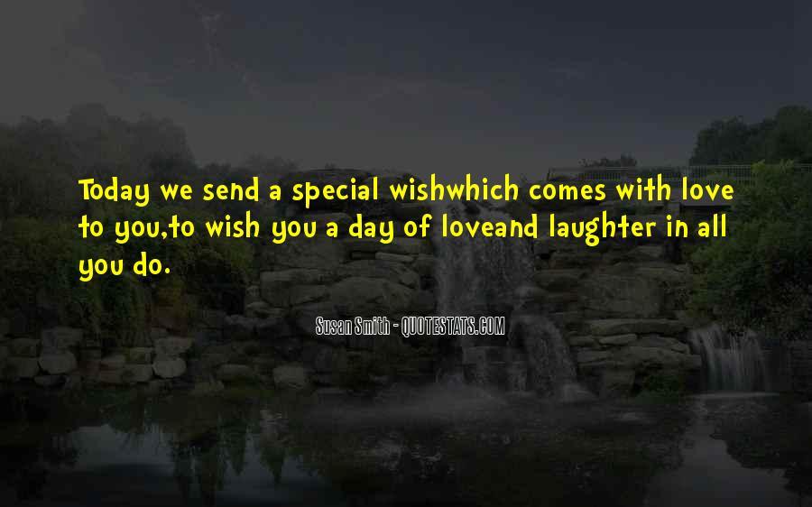 Wish You Birthday Quotes #435214