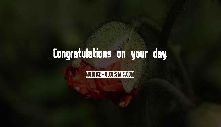Wish You Birthday Quotes #49127