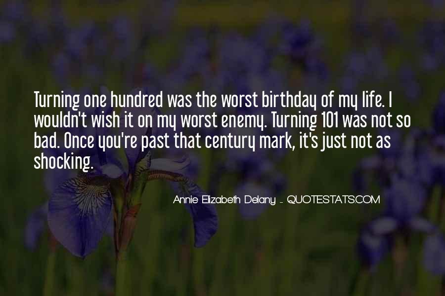 Wish You Birthday Quotes #511191