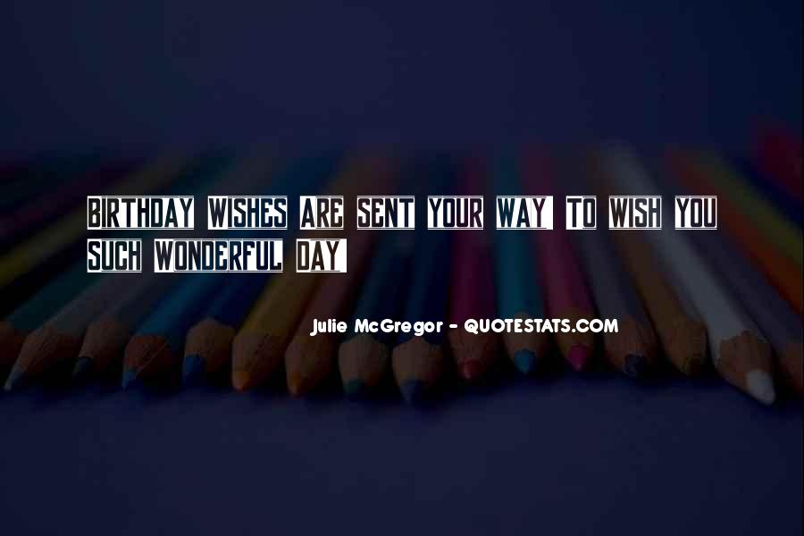 Wish You Birthday Quotes #641989