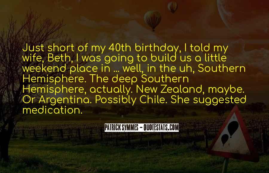 Wish You Birthday Quotes #7292