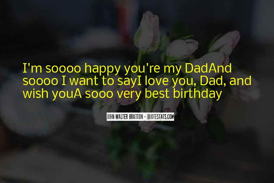 Wish You Birthday Quotes #842362