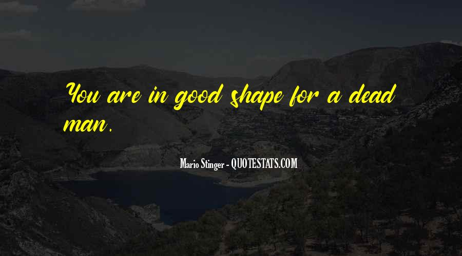 Wish You Good Health Quotes #13964