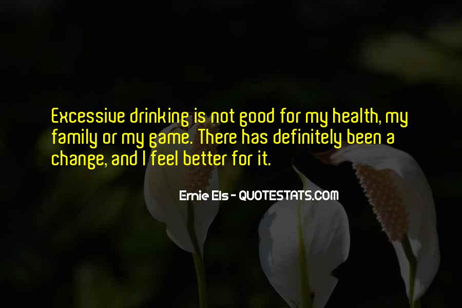 Wish You Good Health Quotes #1782