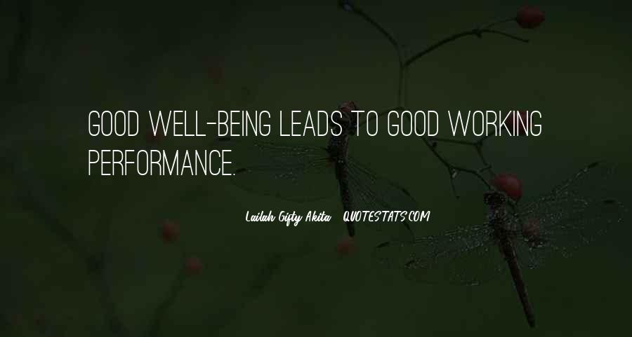 Wish You Good Health Quotes #46651