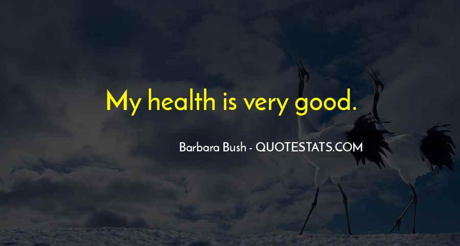 Wish You Good Health Quotes #502