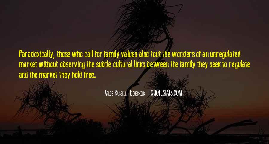 Quotes About Family Links #985559