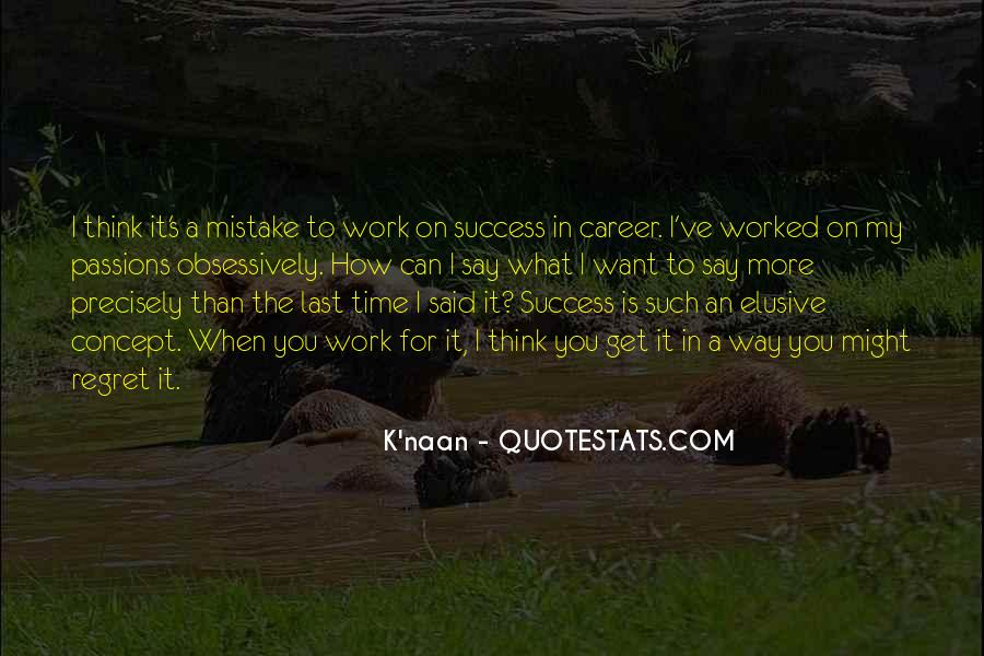 Wish You Success In Your Career Quotes #159187