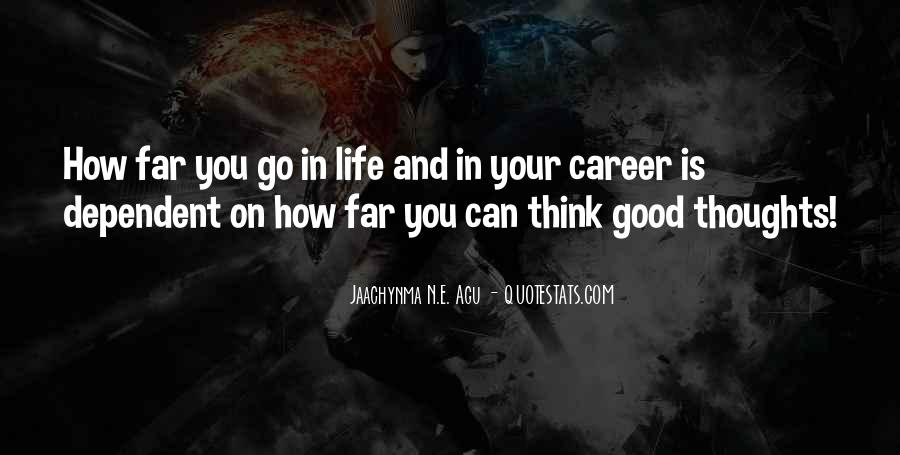 Wish You Success In Your Career Quotes #89860