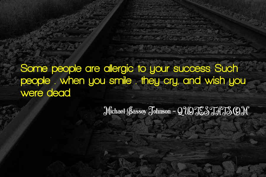 Wish You Success Quotes #1129667